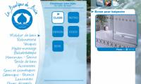 Site Internet boutique du bain