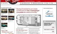 Aménagement de bowling et gestion de bowling