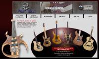 Site Internet Luthier Paul Lairat